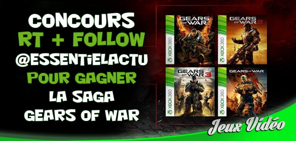 concours gears of war