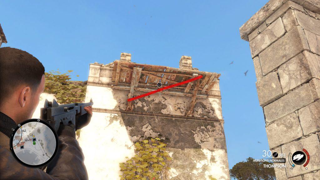 Sniper Elite 4 piege 2