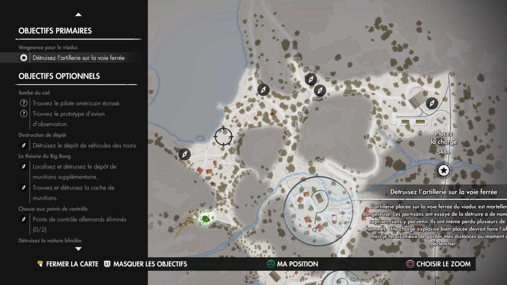 Sniper Elite 4 carte