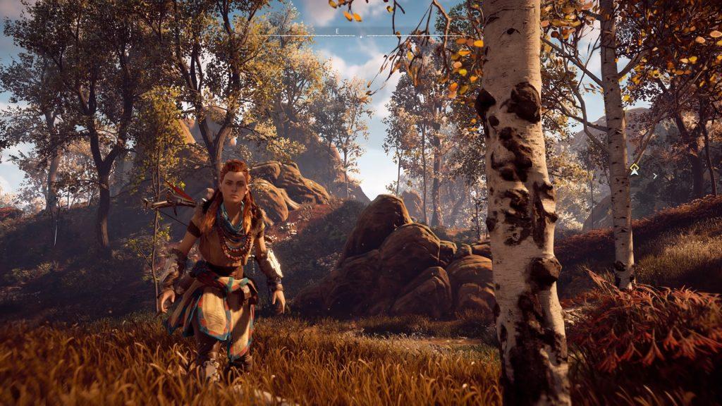 Horizon Zero Dawn est un appel à l'exploration et l'éblouissement sur PS4