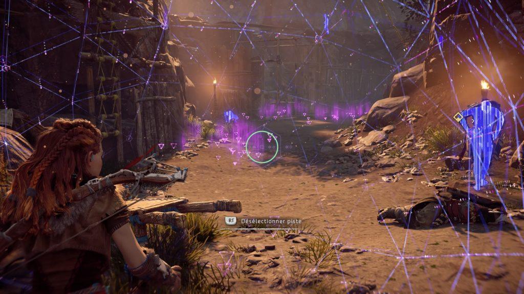 Les enquêtes et analyses de traces ont des similutudes avec The Witcher 3 Wild hunt