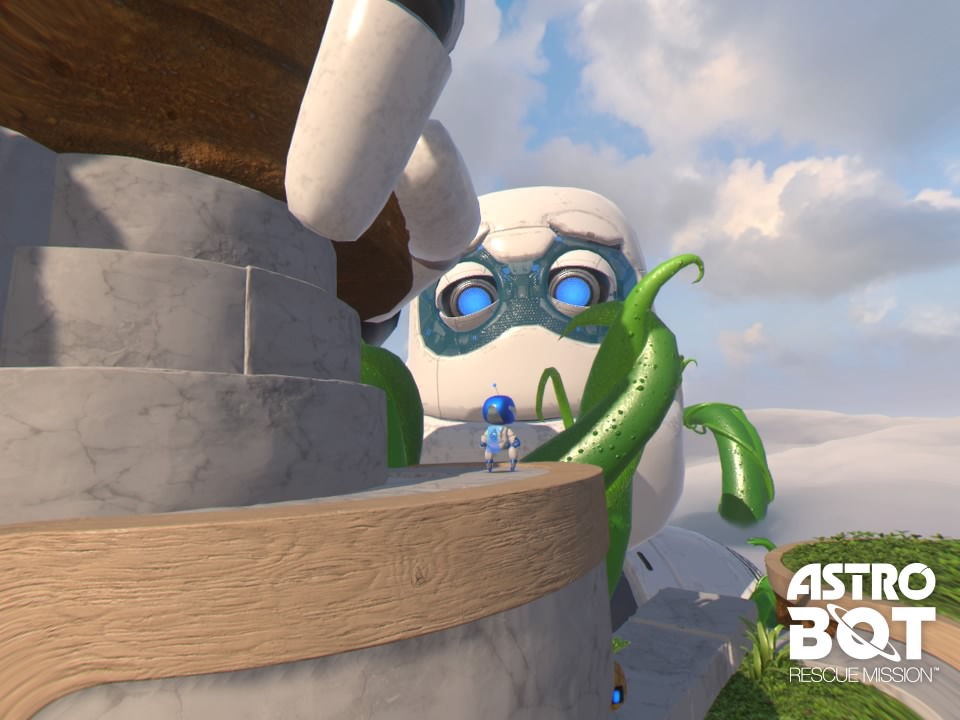 avis [TEST] ASTRO BOT Rescue Mission PS4 PSVR Playstation Sony