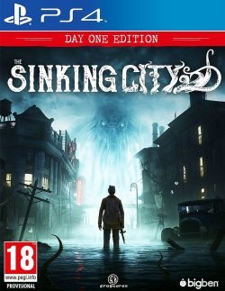 the sinking city bigben test jeux video cover jaquette